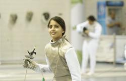 لاعبة الأخضر السعودي ياسمين الصبان تحقق ذهبية بطولة القارات