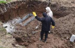 لأول مرة في الأردن : تشريح جثة متوفى بكورونا