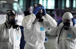 ألمانيا: 1821 إصابة جديدة بفيروس كورونا
