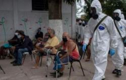 البرازيل: 33536 إصابة جديدة بفيروس كورونا و836 وفاة
