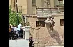 بعد محاولتها الانتحار.. أمين شرطة ينقذ فتاة من الغرق بالمنوفية