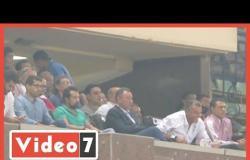 الخطيب يصل مباراة الأهلي وإف سي مصر في الدقيقة 70 بعد تتويج فريق الطائرة