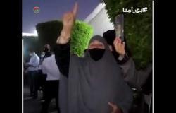 لحظة انهيار بنات شقيق محمد فريد خميس في وداعه