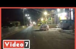 الحياة فى شوارع قرية العطف بالجيزة تفضح كذب قنوات الإخوان