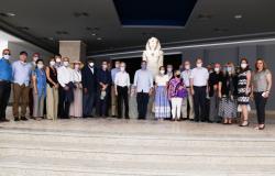 وزير السياحة والآثار و30 سفيرًا أجنبيًا في زيارة لمتحف شرم الشيخ (صور)