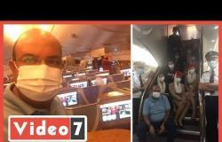 اليوم السابع على متن أكبر طائرة ركاب فى العالم