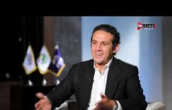 """ملعب ONTime- لقاء خاص مع """"محمد فضل"""" عضو اللجنة الخماسية بالإتحاد المصري لكرة القدم بضيافة أحمد شوبير"""