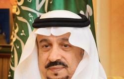 """أمير الرياض يستقبل عدداً من أهالي عسير ممثلين في مجموعة """"أبها عطاء ووفاء"""""""
