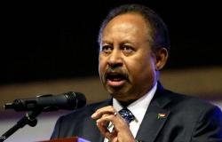 """""""حمدوك"""" يدعو للتسريع برفع اسم السودان من قائمة الإرهاب"""