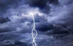 """""""الأرصاد"""": أمطار رعدية على الباحة.. والمدني يتفاعل"""
