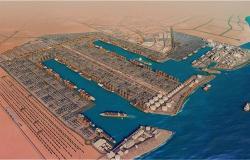 ميناء الملك عبدالله يعلن استيعابه 20 مليون حاوية عند اكتمال أعمال الإنشاءات