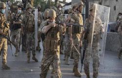 اشتباكات بين قوات الأمن ومسلحين شمالي لبنان