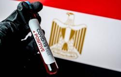 مصر تسجل 104 إصابات جديدة بكورونا و14 حالة وفاة