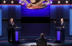 """ليس كبيرًا .. كم عدد الجمهور الذي تابع مناظرة """"ترامب"""" و""""بايدن""""؟"""