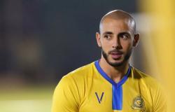 """هل يرحل """"نور الدين امرابط"""" عن """"النصر"""" ؟ .. العضو الذهبي يجيب"""