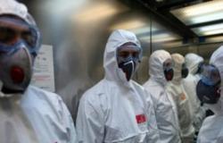 الصين تسجّل 13 إصابة جديدة بفيروس كورونا