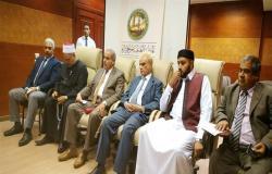 انطلاق دورة تدريبية لواعظات ليبيا بمنظمة خريجي الأزهر
