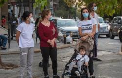 """إصابة 1392 لبنانيًا جديدًا بـ""""كورونا"""".. وحصيلة الحالات تقفز إلى 64336"""