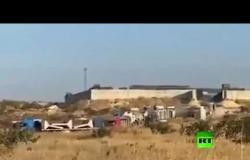 الانسحاب التركي من مورك السورية.. فيديو خاص