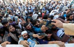 مقتل وإصابة 24 أفغانيًّا معظمهم نساء في تدافع للحصول على تأشيرات لمغادرة البلاد