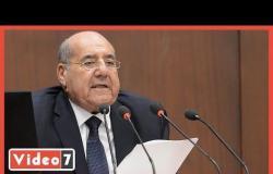 المستشار عبد الوهاب عبد الرازق رئيس مجلس الشيوخ فى حوار خاص مع تليفزيون اليوم السابع