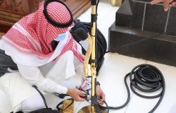 هذه إجراءات رئاسة الحرمين غدًا لاستقبال المصلين.. تعرّف عليها