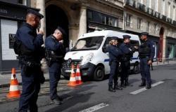إخلاء محطة القطارات في مدينة ليون الفرنسية بعد تهديد امرأة بتفجير نفسها