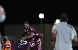 الفيصلي يحصد أول انتصاراته هذا الموسم على حساب الباطن