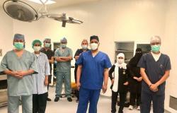 فريق طبي ينقذ قدم شاب من البتر في مستشفى عسير