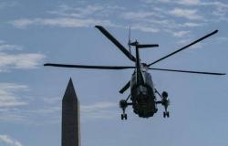 سقطت بمنطقة مكتظّة بالسكان.. تحطم طائرة تدريب أميركية ومصرع طاقمها