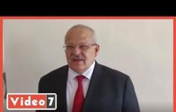 الخشت يدلى بصوته بانتخابات مجلس النواب واجب وطنى وفرض على كل مواطن