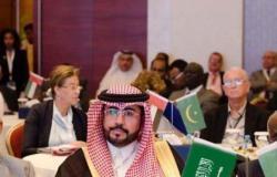 """السعودي """"الضاحي"""" رئيساً في المنظمة الدولية IRIAS بموسكو"""