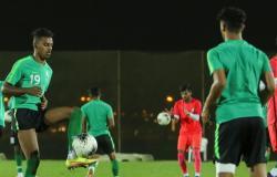 الأخضر السعودي يواجه البحرين ودياً.. استعداداً لكأس آسيا