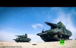 """الدفاع التركية تنشر فيديو من مناورات """"وشق الأناضول"""" العسكرية"""