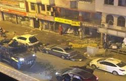 وقوع انفجار وسط مدينة هاطاي أثناء ملاحقة إرهابيين جنوبي تركيا