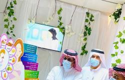 مدير مستشفى صامطة يدشن عيادة التغذية الافتراضية وبرنامج التوعية بالرضاعة الطبيعية