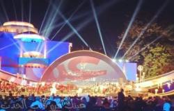 """كارمن سليمان تخطف جمهور مهرجان الموسيقى العربية  ب""""الحب اللي كان"""""""