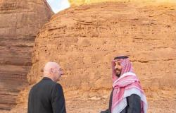 """بالصور .. المعماري """"جان نوفيل"""" يكشف عن مشروع الفندق الفاخر في """"صحراء العلا"""""""