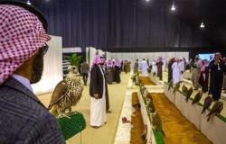 بدء تسجيل المشاركين في مهرجان الملك عبدالعزيز للصقور بالرياض والقصيم.. الاثنين
