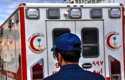 وفاة شخص جراء حادث دهس قرب كبري مستشفى الملك فهد بالباحة
