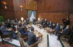 """شيخ الأزهر لـ""""وزير الخارجية الفرنسي"""": سنتتبع من يُسيء لنبينا الأكرم في المحاكم الدولية"""