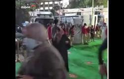 سقوط أمطار مع استمرار العملية الانتخابية بلجان الاقتراع بشبرا مصر