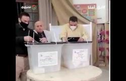 إغلاق لجان اليوم الأول من انتخابات مجلس النواب في مدرسة قصر الدوبارة