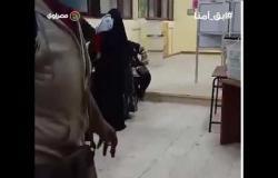 توافد الناخبين قبل دقائق من إغلاق لجان الاقتراع في شبرا مصر