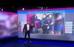 مصري يحطم الرقم القياسي للبقاء تحت الماء