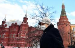 الارتفاع الأكبر.. 467 وفاة و24822 إصابة بكورونا في روسيا آخر 24 ساعة