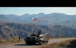 """قادة روسيا وأذربيجان وأرمينيا يناقشون مهام قوات حفظ السلام في """"ناجورنو كاراباخ"""""""