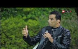 """شادي محمد: كنت أتمنى أكون """"كابتن"""" للأهلي في مباراة النهائي.. ويوجه رسائل هامة للاعبين والجمهور"""