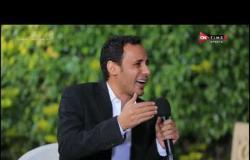 ملعب ONTime - وصلة ضحك بين طارق السيد وشادي محمد بسبب المشاركة في منتخب مصر