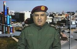 """""""الوفاق"""" تتحدث عن هجوم لحفتر.. والجيش الليبي: """"ذريعة لخرق الهدنة"""""""